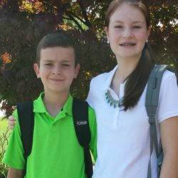 Welcome To Middle School: The Norman Family's Story